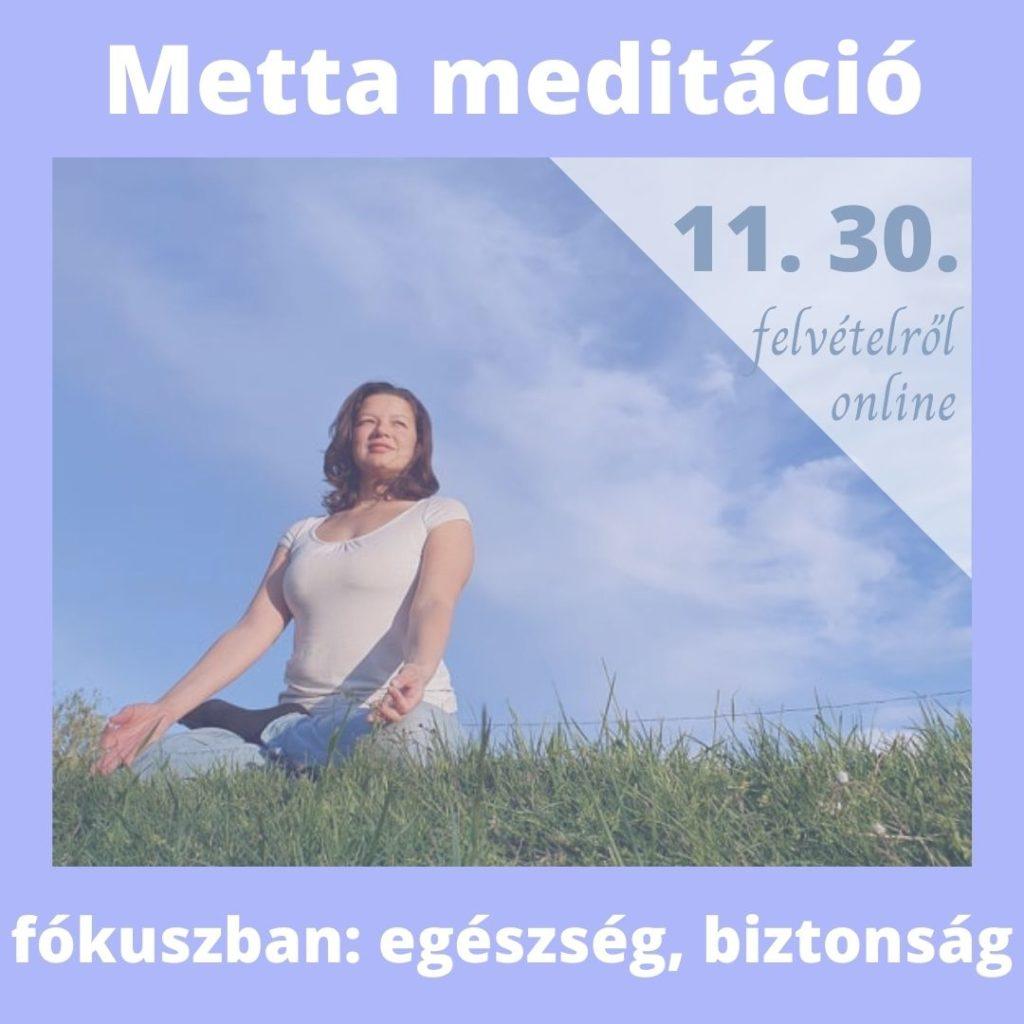 Metta Meditáció